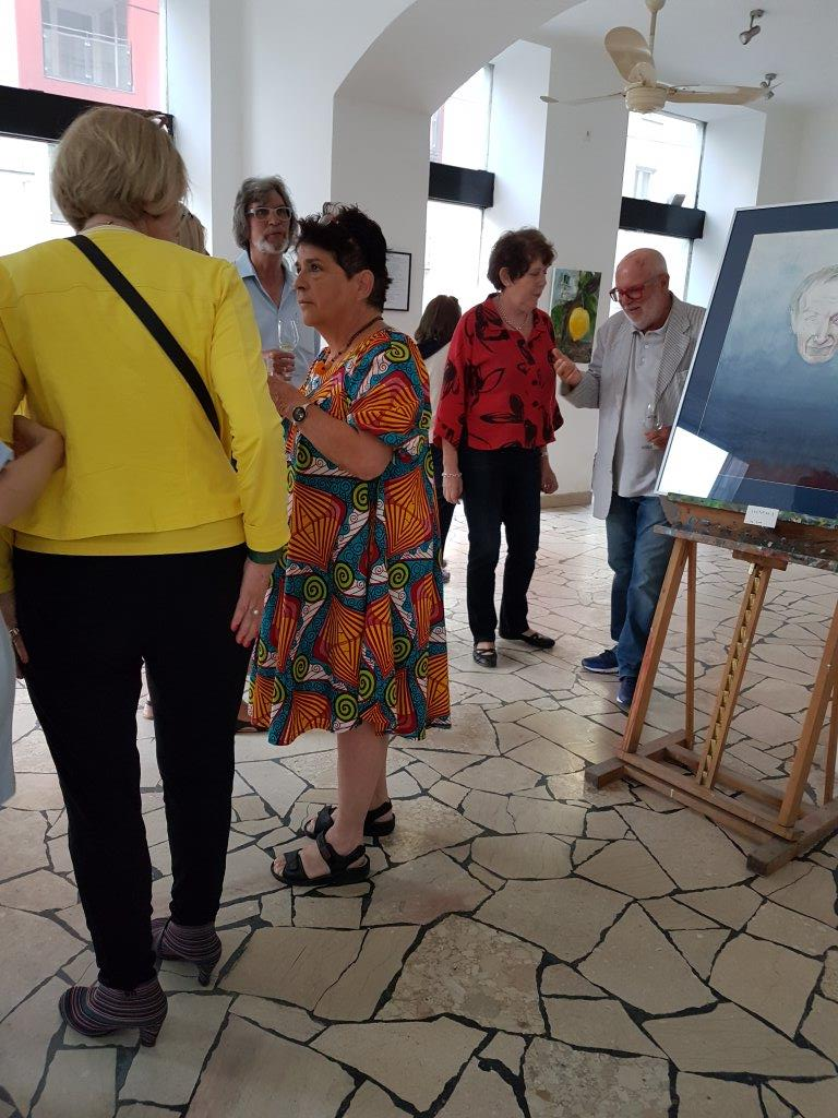 Vernissage am 9.6.2017